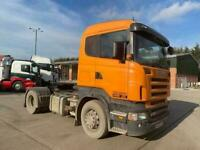 Scania R-SRS L-CLASS Tractor unit 2005