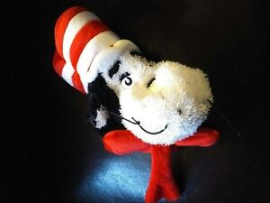 Dr. Suess Cat in the Hat Hand Puppet
