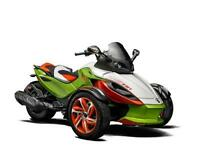 2015 CAN AM SPYDER RS-S SPECIAL SERIES EN LIQUIDATION!