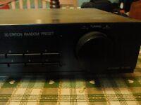 Sony FM AM Tuner. ST-S110
