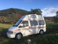 ford transit petrol leisuredrive campervan