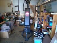 York Home Gym 1001 Fitness System