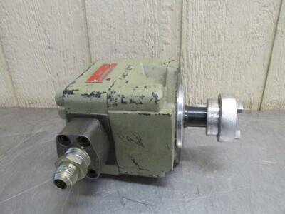 Imo Model 42032 Hydraulic Gear Pump 12.2 Gpm 4000 Psi 2 Stage