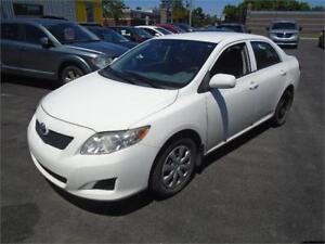 2010 TOYOTA COROLLA AIR CLIMATISE $5995