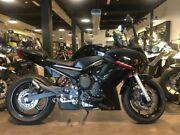 2011 Yamaha FZ6R Road Bike 600cc Collingwood Yarra Area Preview