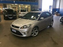2010 Ford Focus LV XR5 Turbo Silver 6 Speed Manual Hatchback Beckenham Gosnells Area Preview