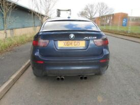 NUMBER PLATE ON RETENTION-BMW X6M GO