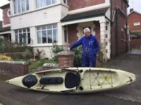 Ocean Kayaks Tetra 12 Angler Version £350