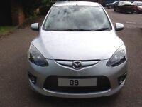 2009 Mazda 2 1.5 Sport 3dr 3 door Hatchback