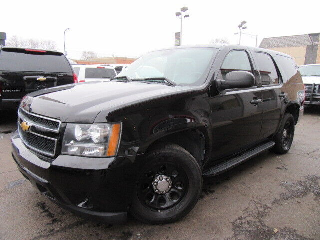 Imagen 1 de Chevrolet Tahoe black