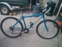 Gary Fisher Wahoo bike-18 speed-excellent condition