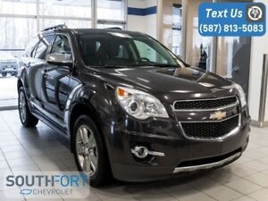 2015 Chevrolet Equinox AWD LTZ FULLY LOADED! NAV AWD 3.6L V6