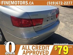 2010 HYUNDAI SONATA GL LIMITED EDITION * LEATHER * POWER ROOF London Ontario image 4