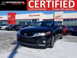 2013 Honda Accord EX-L-NAVI V6 | BLINDSPOT | FULLY LOADED