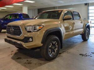 2018 Toyota Tacoma DBL CAB - TRD OFF ROAD - SB