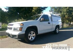 Chevrolet Colorado *Utility Truck {One Owner} Factory Warranty!