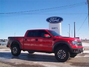 2012 Ford F-150 SVT RAPTOR 4x4