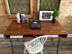 Hairpin Coffee / Desk / Console / Dining Table / Bench / Stool Kitchener / Waterloo Kitchener Area image 10