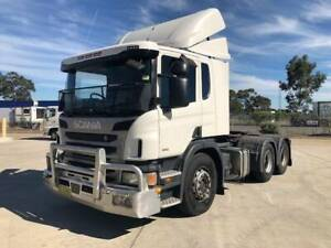 07/14 Scania P440 Prime Mover Milperra Bankstown Area Preview