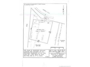 Lot 44A Hartnell Rd, Vernon BC - Build Your Dream Home!