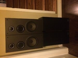 4 Fidelity - 3 way speakers