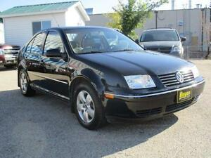 2005 VOLKSWAGEN JETTA GLS 1.8 TURBO,SUNROOF$4,950 ONLY 114KM