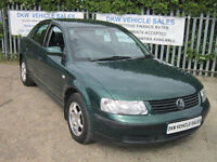 LOW MILEAGE VOLKSWAGEN PASSAT 1.8 20V SE AUTOMATIC ONLY 54K FSH INC CAMBELT!!!!!