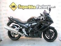 2013 63 SUZUKI GSX650 FL2