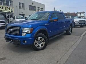 2011 Ford F-150 FX4 OFF ROAD 4X4 **LEATHER-TONNEAU!!