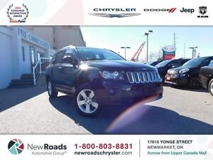 2014 Jeep Compass 4WD 4dr North
