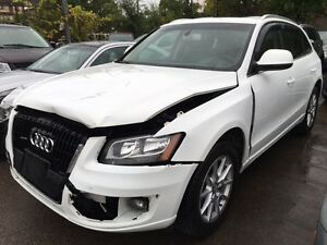 2009 Audi Q5 3.2L just arrived at Pic N Save!