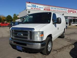 2010 Ford Econoline E250 OVER 15 COMMERCIAL VANS TO CHOICE FROM