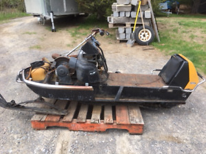 1972 Ski Doo Olympique - Parts or Project