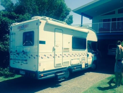 fiat motorhome FOR RENT South Brisbane Brisbane South West Preview