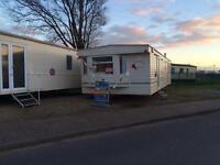 Static Caravan Nr Clacton-on-Sea Essex 2 Bedrooms 6 Berth ABI Brisbane 2001