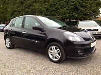 Renault Clio Dynamique DCI 85, 5 Dr, DIESEL, Excellent 70+ MPG, Cheap Insurance, £30 Year Road Tax
