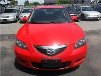 GREAT CAR! 2008 MAZDA 3! DRIVES SMOOTH! CERTIFIED E-TESTED!