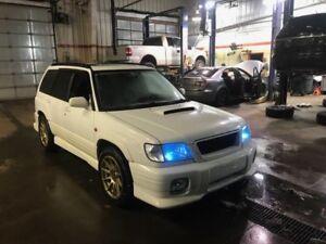 2000 Subaru Forster