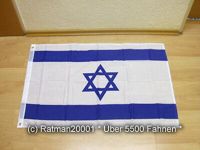 Fahnen Flagge Israel - 60 x 90 cm