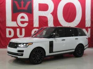 Land Rover Range Rover SC V8 SWB BLACK PACK 2016