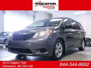 2015 Toyota Sienna CE, TOUCH SCREEN, BACK UP CAMERA, ALLOY RIMS,