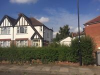 Spacious 3/4 bedroom house is situated in Harrow