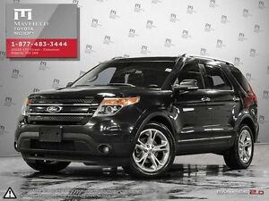 2011 Ford Explorer Limited Four-wheel Drive (4WD)