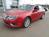 ** 2012 ** FORD ** FUSION ** SEL ** SEDAN ** ONLY 6,335 KM **