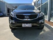 2013 Kia Sportage SL MY13 Platinum Black 6 Speed Sports Automatic Wagon Cairnlea Brimbank Area Preview