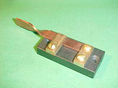 Hit Miss Gas Engine Knife Switch Fits Ihc Fbm Briggs Stratton F Battery N Coil