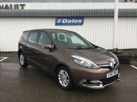 Renault Grand Scenic 1.5 dCi Dynamique TomTom Energy 5dr [Start Stop] (bronze) 2014