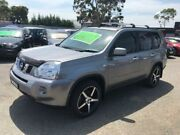 2007 Nissan X-Trail T31 TI (4x4) Grey 6 Speed CVT Auto Sequential Wagon Lansvale Liverpool Area Preview