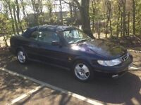 Saab 9-3 (93) 2.0 SE Turbo Cabriolet (Convertible) 1998