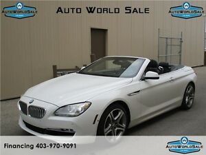 2012 BMW 6 Series 650i |Cabriolet|